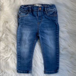 Zara baby boy jeans - size 12 to 18 months